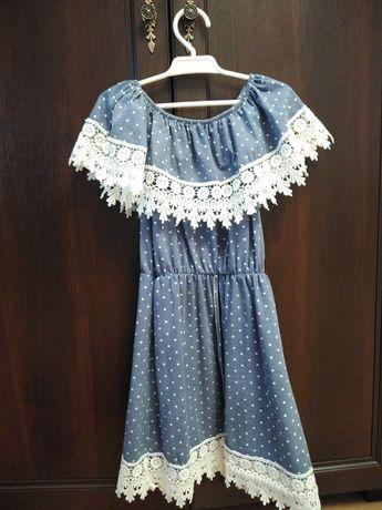 Nowa sukienka 128
