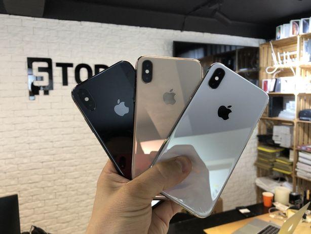 Apple iPhone XS 64gb\256gb Все цвета! Гарантия 3 месяца! Рассрочка