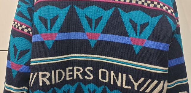 Blusão DAINESE RIDERS ONLY de dupla face tamanho 50.