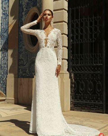 Suknia ślubna Samira Agnieszki Światły