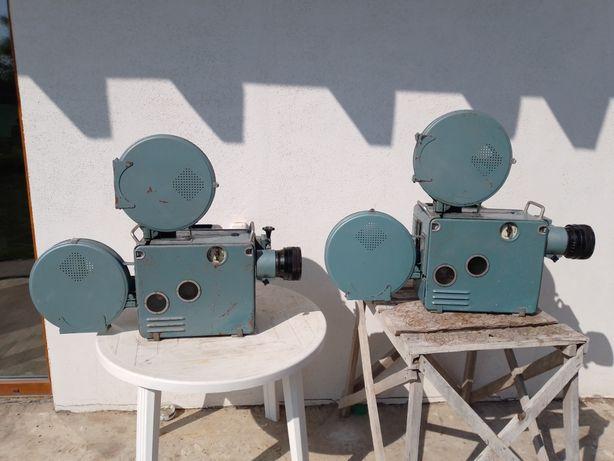 Кинопроектор КН 15, блок питания КАТ 16, усилитель 90У2, лампы