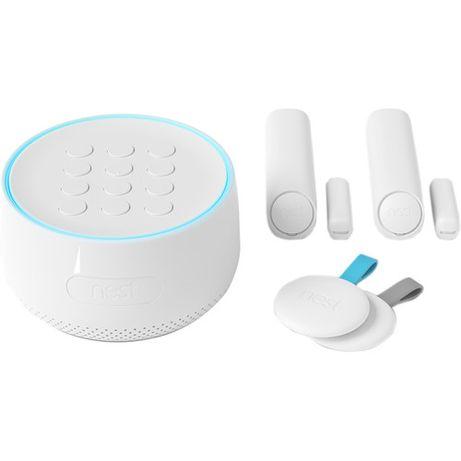 Умная система безопасности Google Nest Secure Alarm System Starter Kit