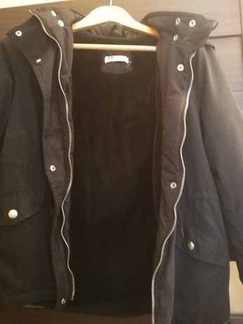 kurtka czarna