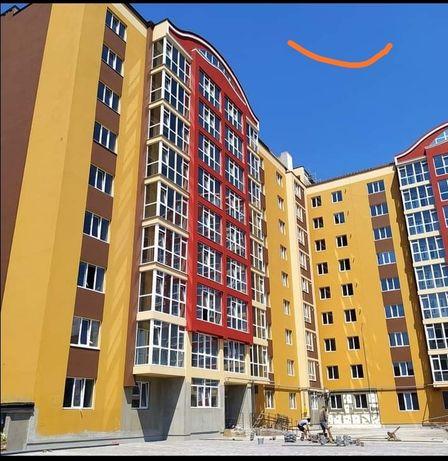 2-х комн 63м2 Новострой центр 9этаж дом сдан видовая