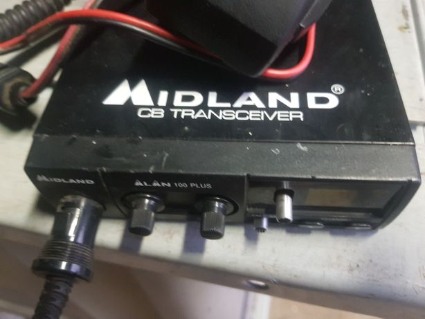 CB radio Midland.