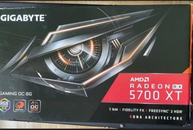 Видиокарта Gigabyte rx5700 XT