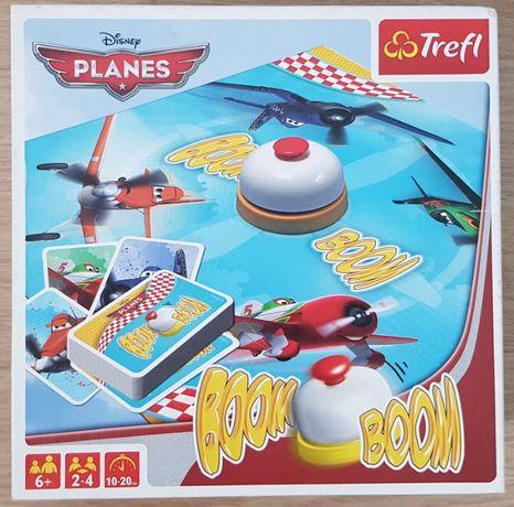 Gra Boom Boom Samoloty Trefl
