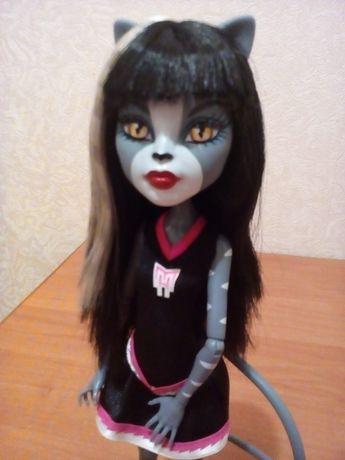 Кукла Монстер Хай Пурсефона Monster High Purrsephone Пурсифона Мурсефо
