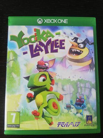 Gra Yooka Laylee Xbox One