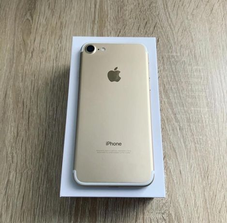 Идеал iPhone 7 32Gb Gold Neverlock Айфон семь