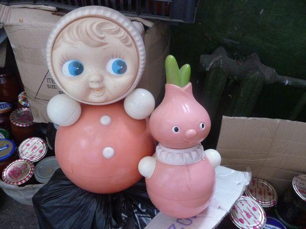 Неваляшка ,кукла ссср
