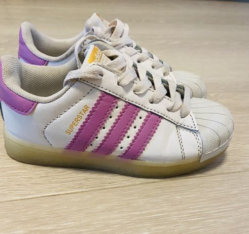 Adidas Superstar roz. 29