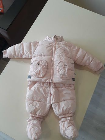 Комбинезон детский фирма Kanz от 0 мес./зимний/ куртка /штаны