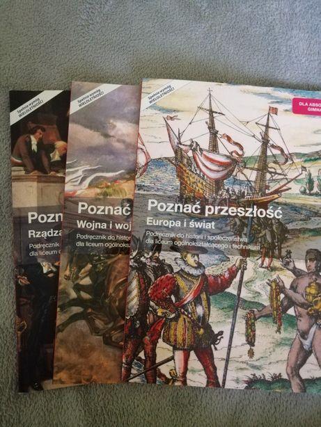 Książki Poznać przeszłość, Europa i świat, Wojna i wojskowość