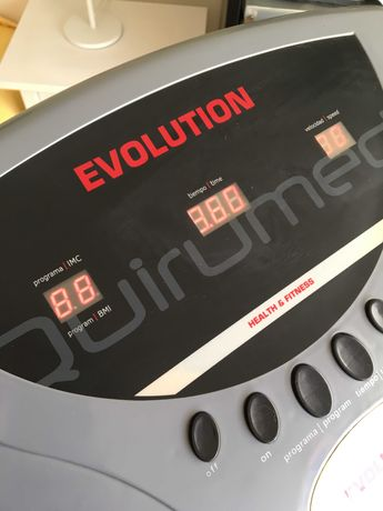 Plataforma Vibratória Quirumed Evolution 1200