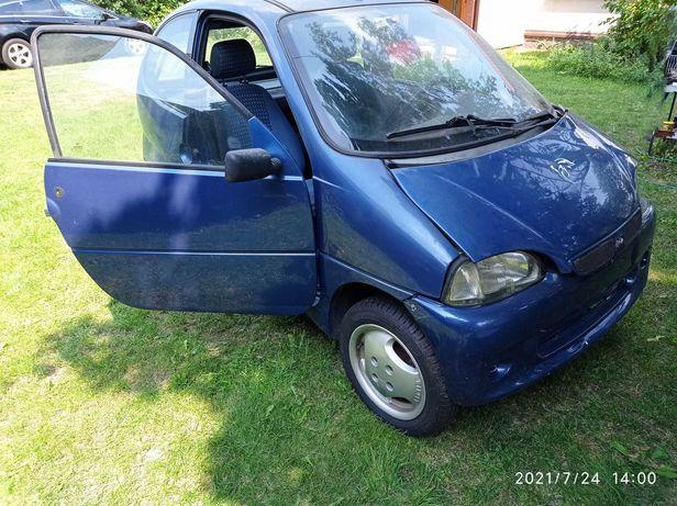 Ligier Ambra microcar bez prawa jazdy - do naprawy lub na części