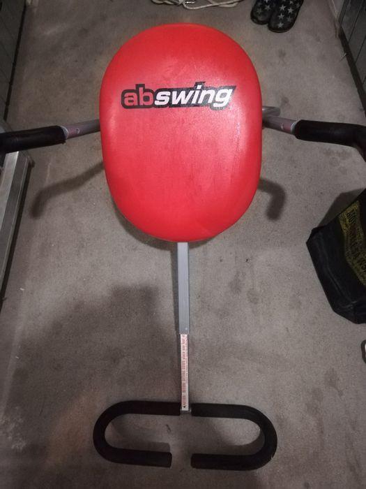 AB swing przyrząd do ćwiczeń mięśni brzucha Gdańsk - image 1
