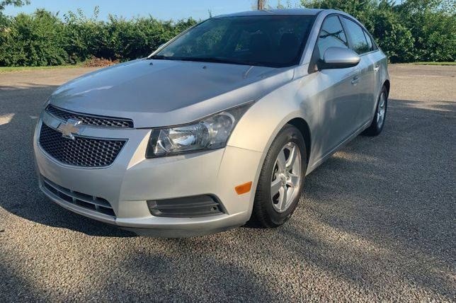продаж Chevrolet Сruze 2013
