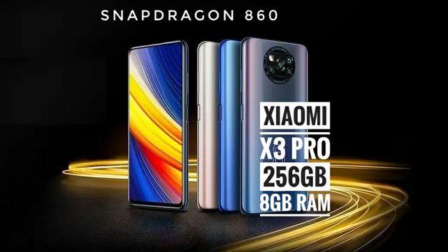 Xiaomi Poco X3 Pro 256 GB -  Novo