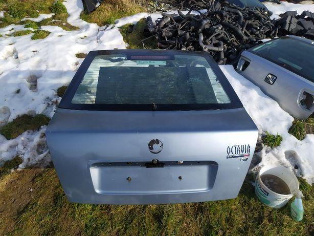 Klapa bagżnika tylna Skoda Octavia I hatchback 9151