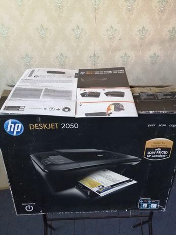Принтер hp Deskjet 2050. All- in- One J510 series