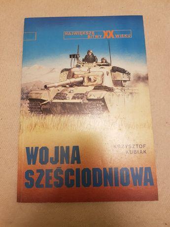 Książka Wojna Sześciodniowa Największe bitwy XX wieku Izrael