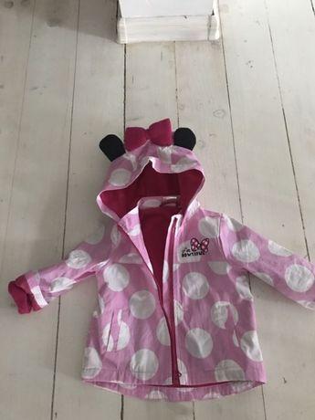 Kurteczka wiosenna Minnie Mouse Cool Club 68 cm nowa