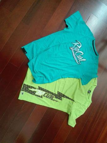 T-shirt RipCurl 14 anos