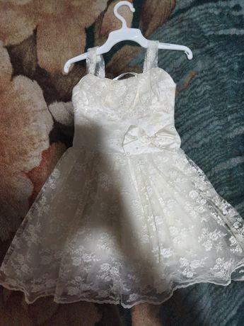 Сукня для свята на Новий рік