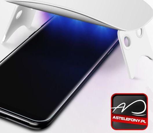 Szkło Hartowane Liquid Glass UV S10e/S10/S10+/ Note 10/10+ z Montażem