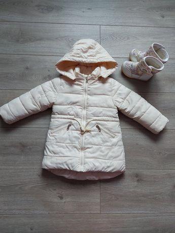 Курточка,  пальто на девочку