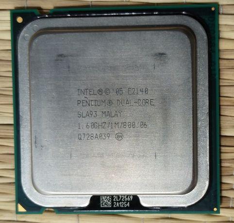 Procesor Intel E2140 DUAL CORE 1,6 GHz LGA775