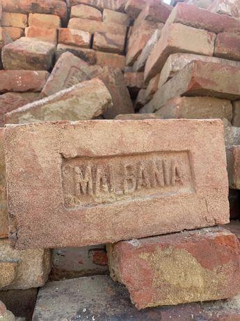 Продам старинный австрийский кирпич с надписью MALBANIA, ARGILA,FRATIA