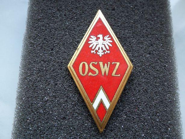 Odznaka - Oficerska Szkoła Wojsk Zmechanizowanych