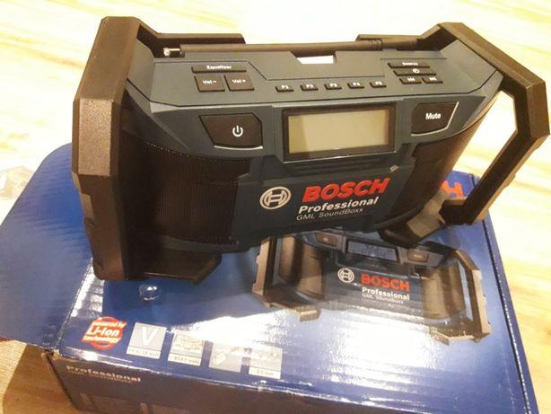 Radio Bosch GML Professional aux NOWE SoundBoxx