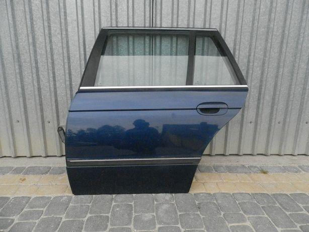 Drzwi Lewy Tył bmw e39 Kombi biarritz-blau 363 woj świętokrzyskie