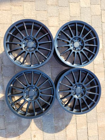 Felgi Alu 4x100 18 Cal 7.5J MINI COOPER OPEL Adam FIAT Abarth Renault