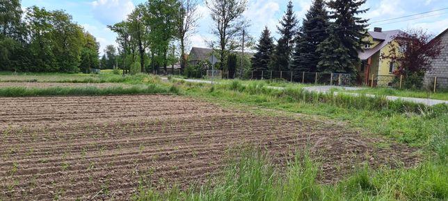 Działka budowlano-rolna 1000m2/8381m2