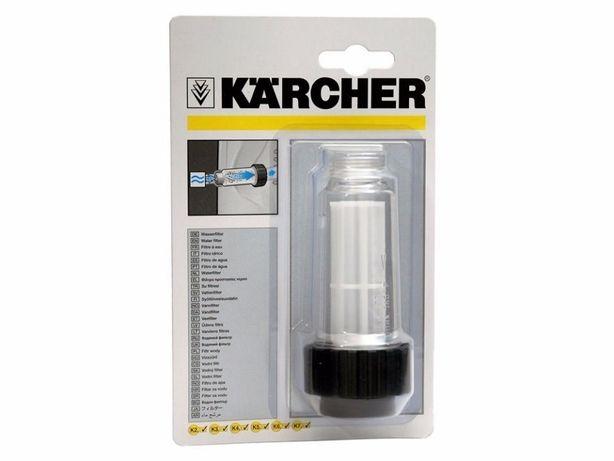 Filtros Originais Kaercher De Água Novos E Embalados 3/4 multiuso