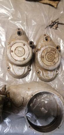 крышка сцепления(левая) на мотоцикл тула-муравей