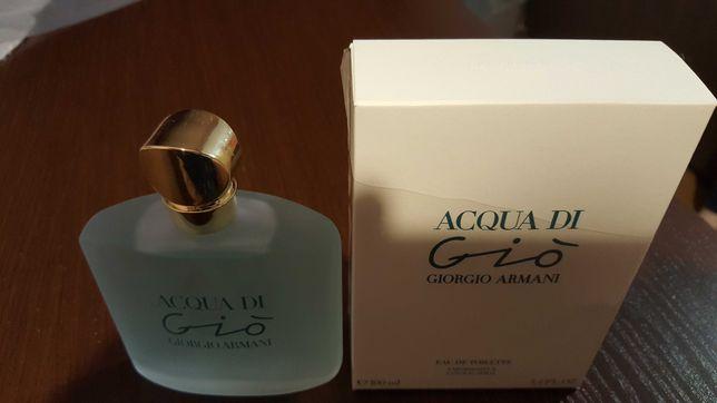 Acqua Di Gio Aqua di gio Giorgio Armani Woda Toaletowa dla kobiet