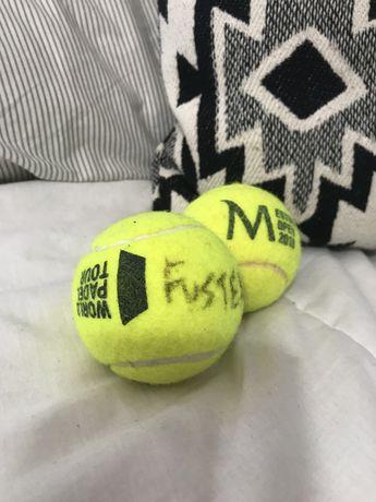Bola de Padel com a assinatura do atleta CHRISTIAN FUSTER SIMARRO