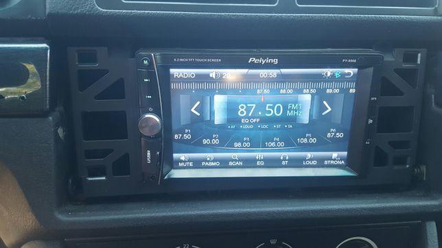 Radio peiying, 2 din, Bluetooth