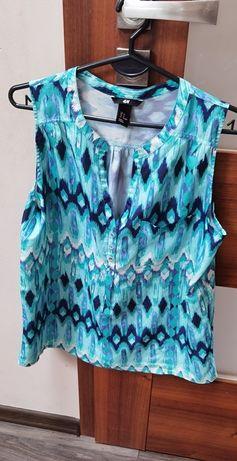 bluzka bez rekawów H&M 42