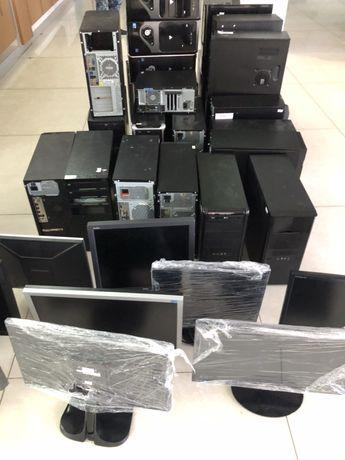 Компьютер пк системный блок оргтехника для офиса i3 i5 i7