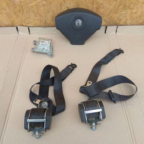 Trafic Vivaro Primastar ремни безопасности передні Подушка AIRBAG