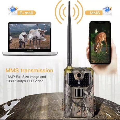 Фотоловушка ORIG HC900M GSM/2G/спутник видеокамера для охоты GSM NEV