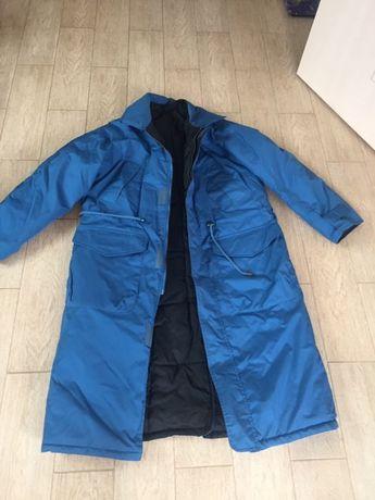 Чоловічий весняно-осінній плащ-пальто