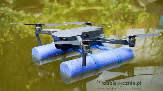 Podwozie Dji Mavic Pro do lądowania na wodzie i śniegu + uchwyt GoPro