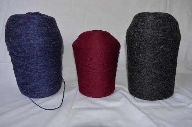 Продам шерсть для вязания